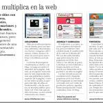 El humor se multiplica en la web El Mercurio