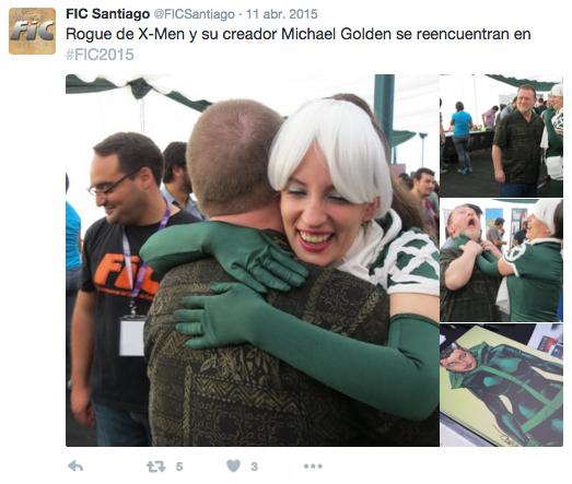 Twitter @FICSantiago por Cabralesa